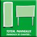 TOTEM-PANNEAUX