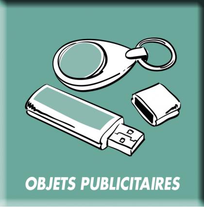 OBJETS PUBLICITAIRES