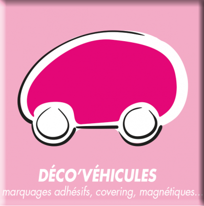 Déco véhicules
